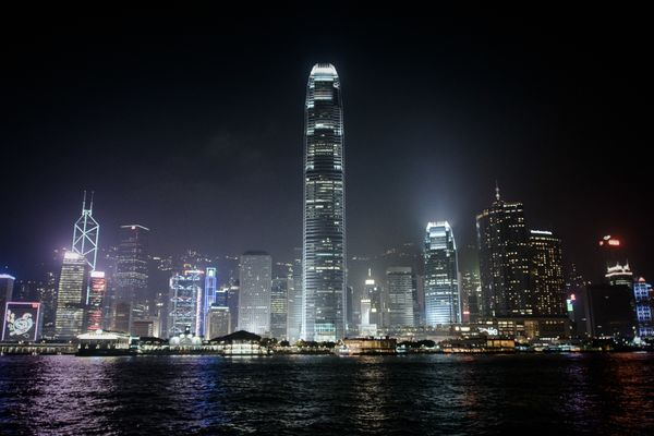 "HK magazine wrote that Two International Finance Center in Hong Kong is alternately called ""The Shaver"" and ""<a href=""http://"