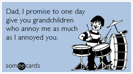 "To send this card, go <a href=""http://www.someecards.com/fathers-day-cards/grandchildren-fathers-day-son-daughter-father-funn"