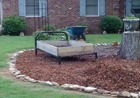 """Flower bed."""