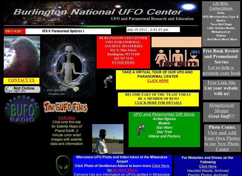 "<a href=""http://www.burlingtonnews.net/burlington_ufo_center.html"" target=""_hplink"">This site</a> is a great resource for blu"