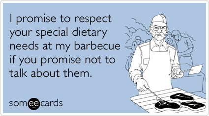 "To send this card, go <a href=""http://www.someecards.com/independence-day-cards/vegeterian-meat-barbecue-nuts-independence-da"