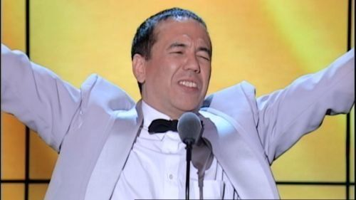 Three weeks after the attacks, Gilbert Gottfried told a joke referencing 9/11 at the Friar's roast of Hugh Hefner and it didn