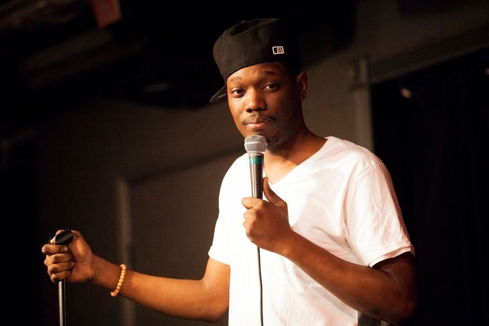 Michael Che, former 'SNL' writer and 'Daily Show' correspondent, is the new co-anchor of 'Weekend Update.'