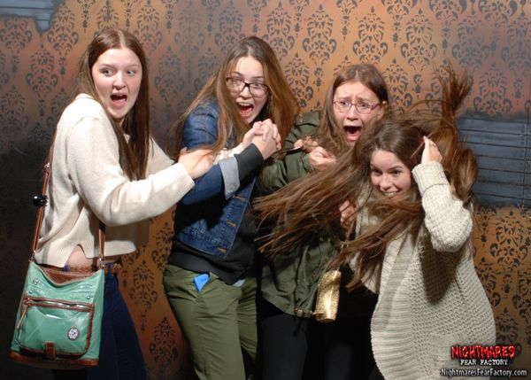 Haunted house or Pantene Pro-V commercial?