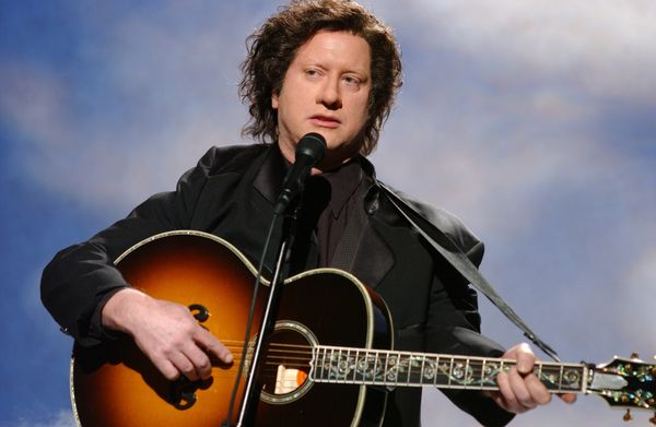 Pictured: Darrell Hammond as Johnny Cash during the 'Unearthed' skit on Dec. 6, 2008  (Photo by Mary Ellen Matthews/NBC/NBCU