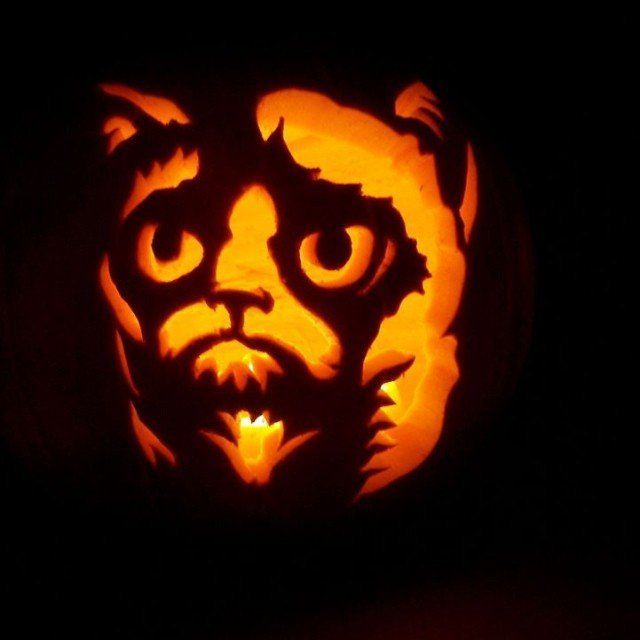 31 Pumpkin Carvings For Comedy Nerds