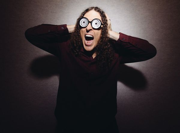"""He achieved this feat in 1983. Since then, he's had <a href=""""http://www.billboard.com/artist/431263/weird-al-yankovic/chart?f"""