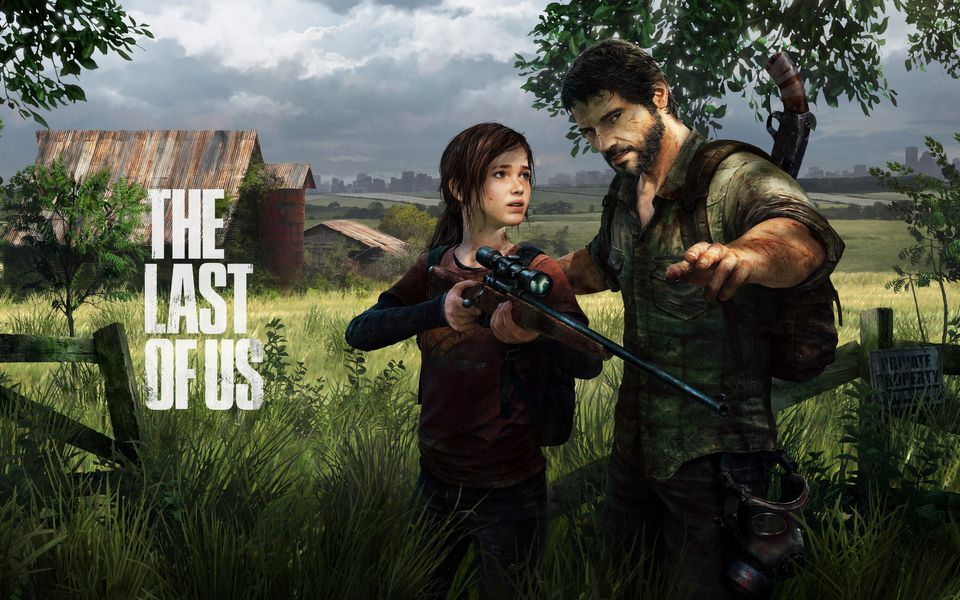 """1. """"The Last of Us"""" Naughty Dog / Sony PS3 Games have long aspired to be respected as art, or at least as much as cinema, but"""
