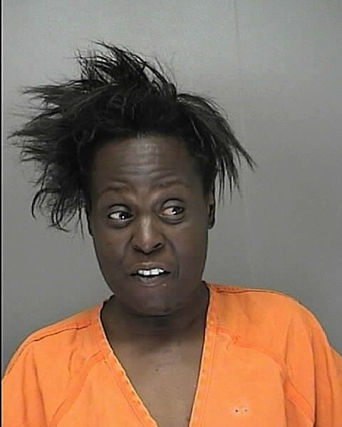 Ruth Smart, 46, was arrested for consumption of alcohol in public.