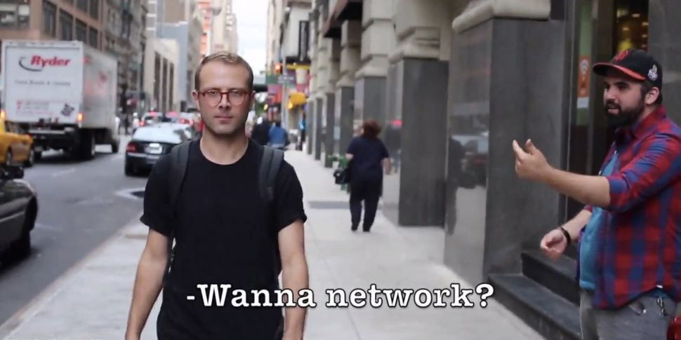 "We found out what 10 hours of <a href=""https://www.huffpost.com/entry/walking-in-nyc-as-a-man-funny-or-die_n_6072664?"" target"