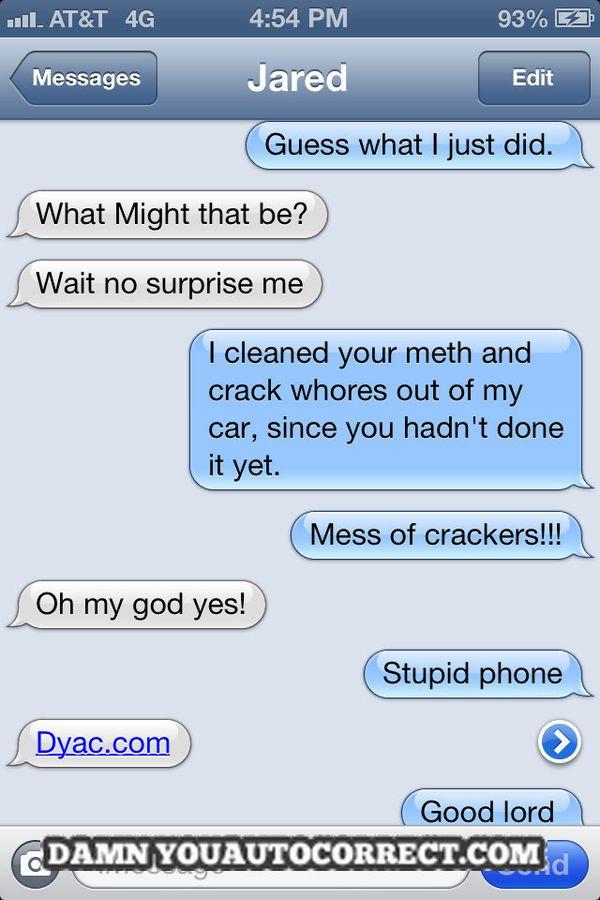 autocorrect fails funny