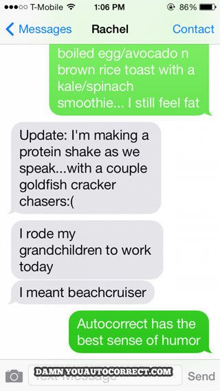The 45 Funniest Autocorrect Fails Of 2014 | HuffPost