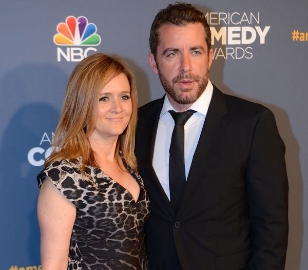 "Not only are they two of the best correspondents on ""The Daily Show,"" real-life married couple Jason Jones and Samantha Bee w"