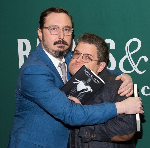 """If we're going to go the white guy route, Hodgman is not only a great """"Daily Show"""" correspondent, but a dapper fellow who lov"""