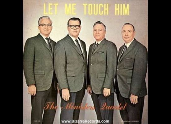 This really isn't an appropriate title for a Minister's quartet album, right? Actually, it's not really appropriate for any a