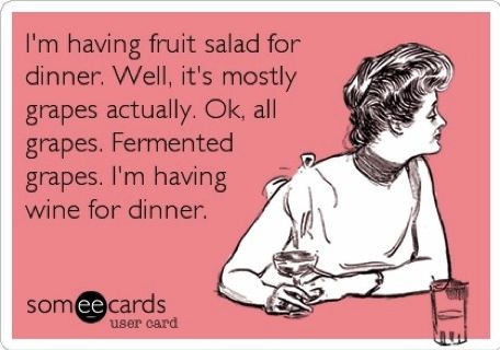 Ah, fruit salad! Another healthy option.