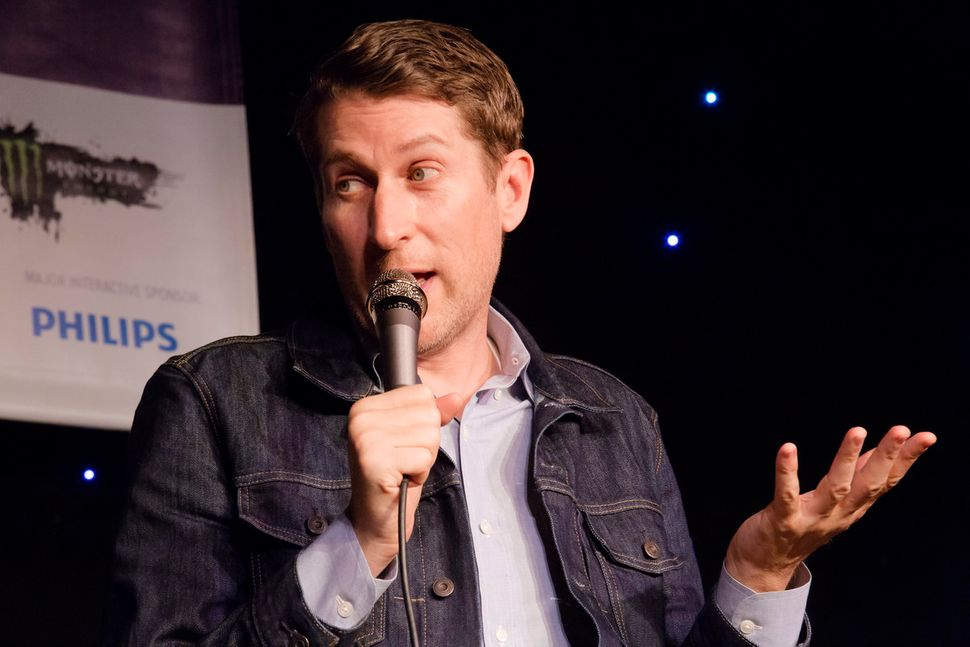"<a href=""http://schedule.sxsw.com/2015/events/event_CE00047"" target=""_blank"">Comedy Bang! Bang! Live Podcast Recording,</a> E"