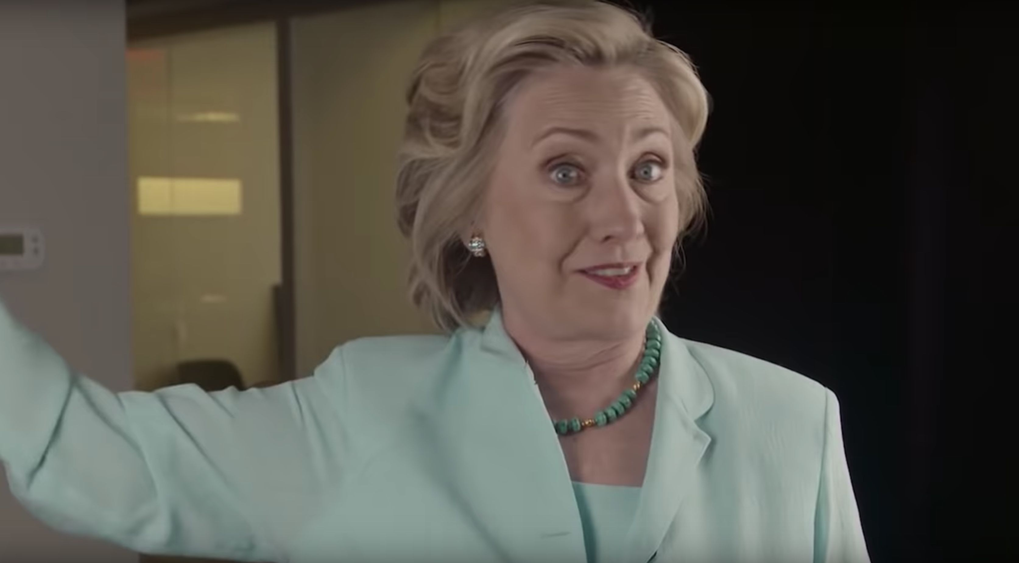 Hillary Telling Stories With 'Bad Lip Reading' Is Much-Needed