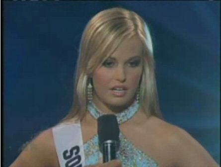 In 2007, a Miss Teen America judge asked Miss South Carolina how to remedy the distressing fact that 20% of the population ca