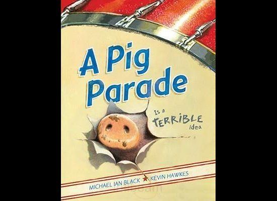 """Like most children, you probably think a pig parade is a terrific idea.  Well, you are wrong."""