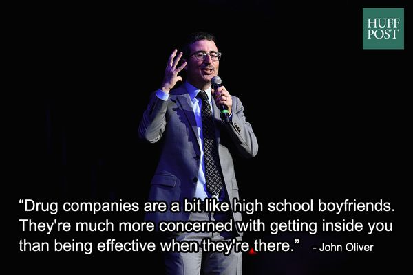 "<a href=""http://www.motherjones.com/mixed-media/2015/02/john-oliver-big-pharma"" target=""_blank"">""Last Week Tonight,"" Feb. 201"