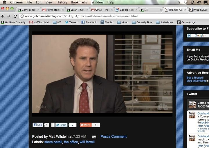 Will Ferrell On 'The Office': Deangelo Vickers, Michael