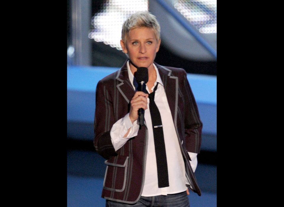 "Ellen just launched a website, <a href=""http://vegan.ellen.warnerbros.com/why-go-vegan.php"" target=""_hplink"">Going Vegan With"