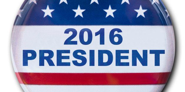 2016 election badge