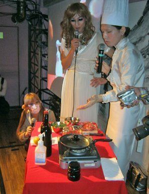 Mao Sugiyama Cooks, Serves Own Genitals At Banquet In Tokyo (GRAPHIC