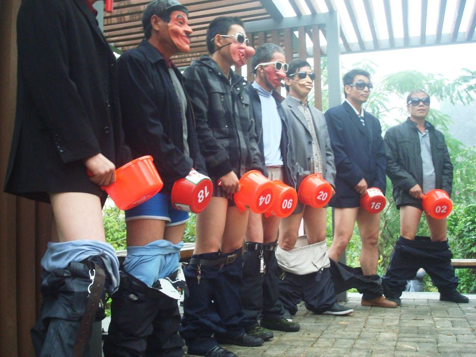 An alleged masturbation competition opened on Wednesday (28 November 2012) in a small town of Shenzhen, south Chinas Guangdon