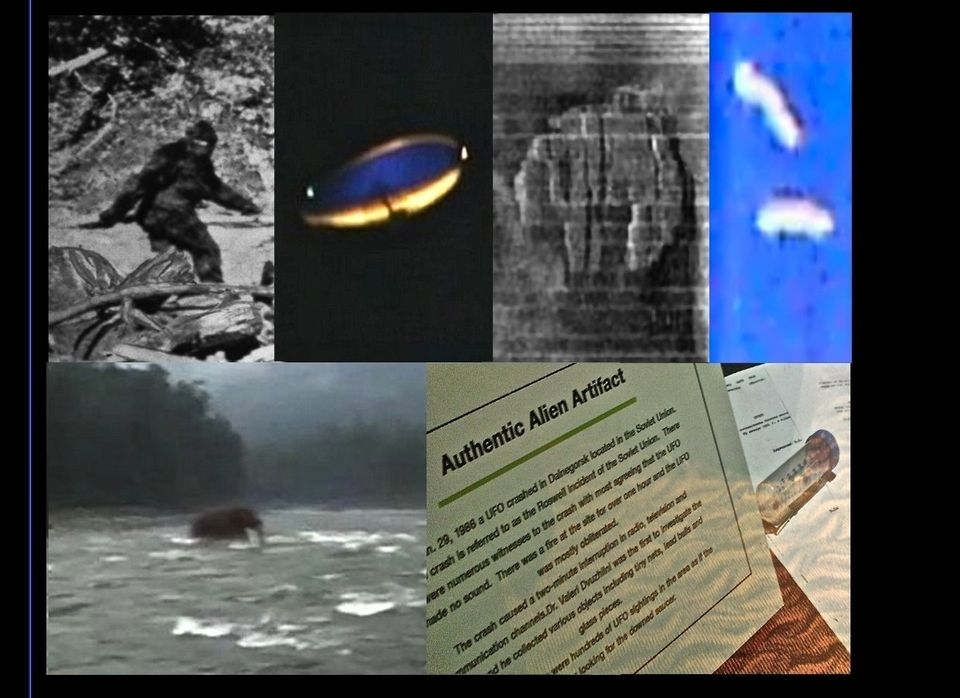 What were the Top 10 UFO and Unexplained Phenomena stories of 2012? Click through this gallery to see our choices.
