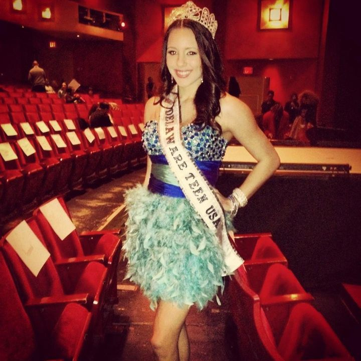 Miss Delaware tiener USA Porn
