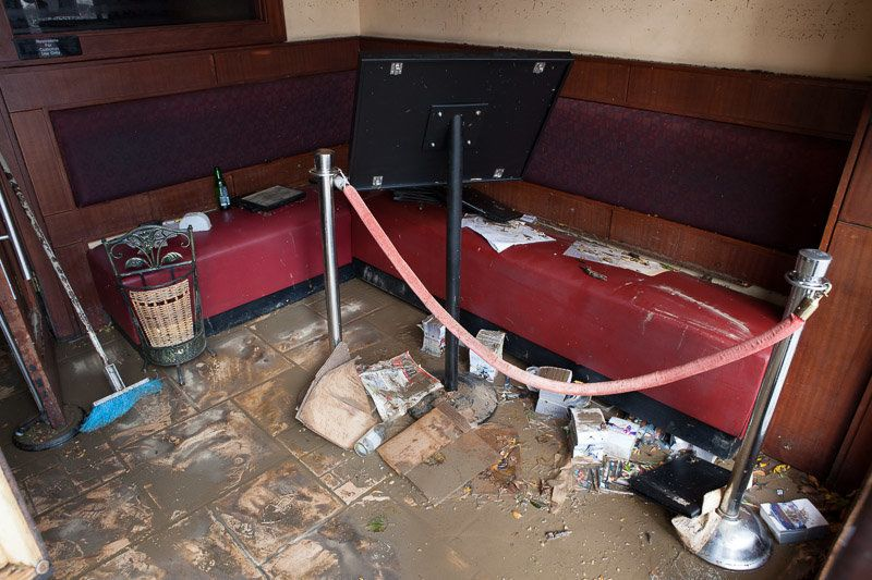 Photos taken in the aftermath of Superstorm Sandy. (Timothy Murray)
