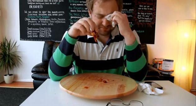 Worlds Spiciest Pizza Saltdean Sizzler Of Uks Pauls