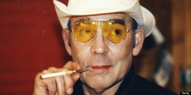 Hunter S. Thompson Quotes About Being Weird In Honor Of His ...