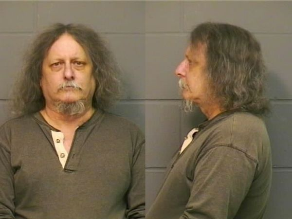 """Raymond Foley, a 59-year-old IT worker at Farm Bureau Financial Services, was caught on surveillance video allegedly<a href="""""""