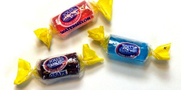 DENVER, COLO. - DECEMBER 23, 2004 - 'The Jolly Rancher Candy Company was founded in Golden, Colorado, by Bill and Dorothy Har