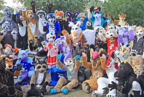 Furry Weekend 2014 Is Happening, So Get Your Fursuit On
