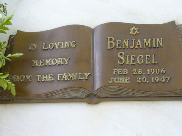 "Brooklyn-born mobster Benjamin ""Bugsy"" Siegel  <a href=""http://www.biography.com/people/bugsy-siegel-9542063"" target=""_blank"""