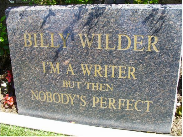 "Billy Wilder was a <a href=""http://www.imdb.com/name/nm0000697/"" target=""_blank"">journalist, screenwriter and filmmaker</a>."