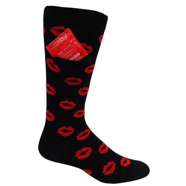 """Socks in bed have never been sexy, but now at least they are safer when they have a <a href=""""http://www.zoraab.com/collection"""