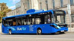 공기청정기 기능을 탑재한 버스 서비스가 이 나라에서