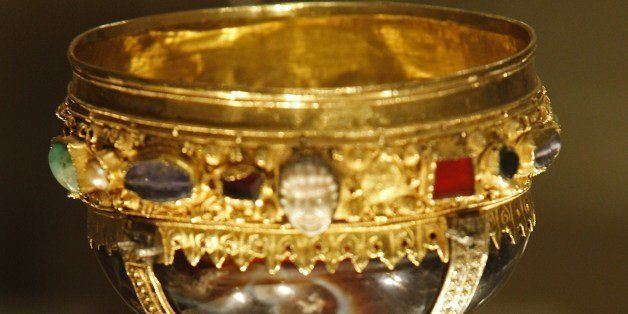 Known until now as the goblet of the Infanta Dona Urraca - daughter of Fernando I, King of Leon from 1037 to 1065 - is displa