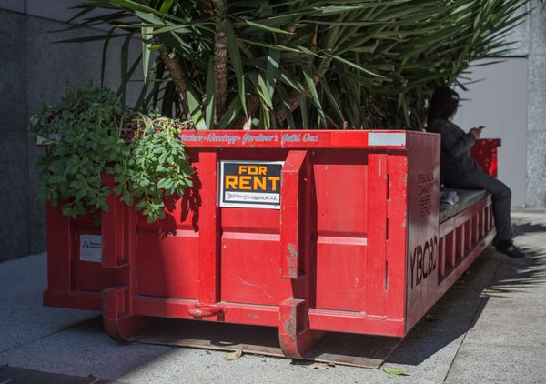$2000. Container living in SOMA! All the rage, modern container living right in SOMA! Studio container with open floor plan,