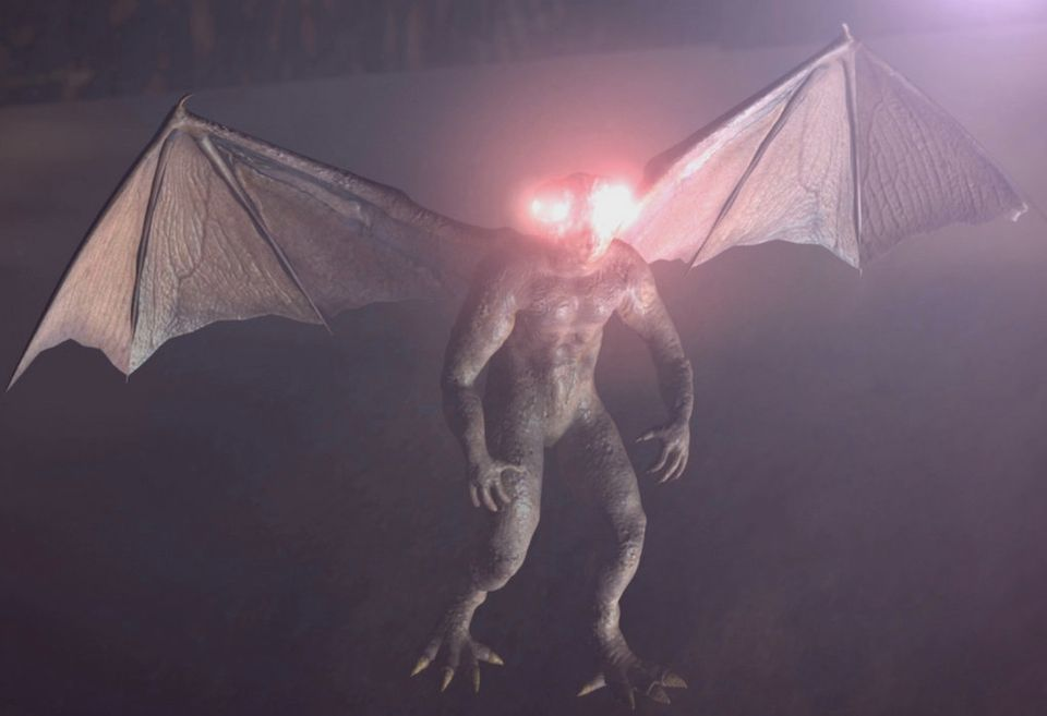Mothman, Wampus Cat, Grassman, Devil Dog and Wolfman -- all ongoing targets of the Appalachian Investigators of Mysterious Si