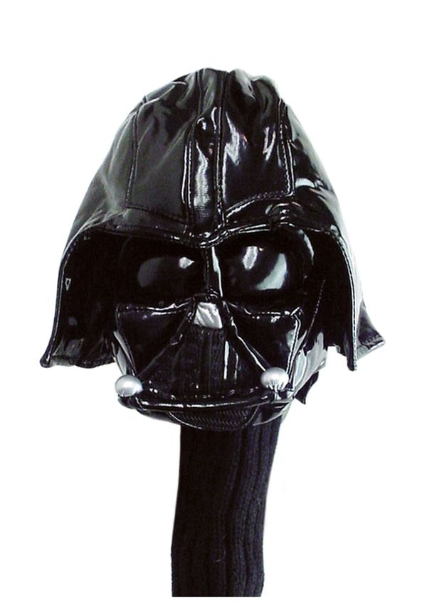 "When your dad's golfing foursome see this <a href=""http://www.fun.com/darth-vader-driver-cover.html"" target=""_blank"">Darth Va"
