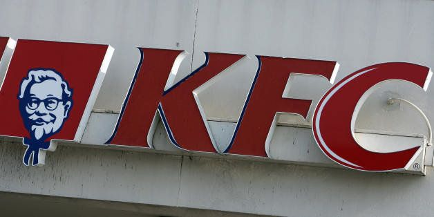 Miami, UNITED STATES: A Kentucky Fried Chicken (KFC) restaurant 30 April 2007, in Miami, Florida. KFC announced that all 5,50