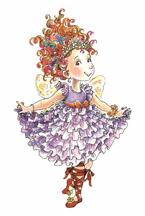 If Anne Shirley had grown up in the present and had access to glitter and sequins, she would have been Fancy Nancy. Like Anne