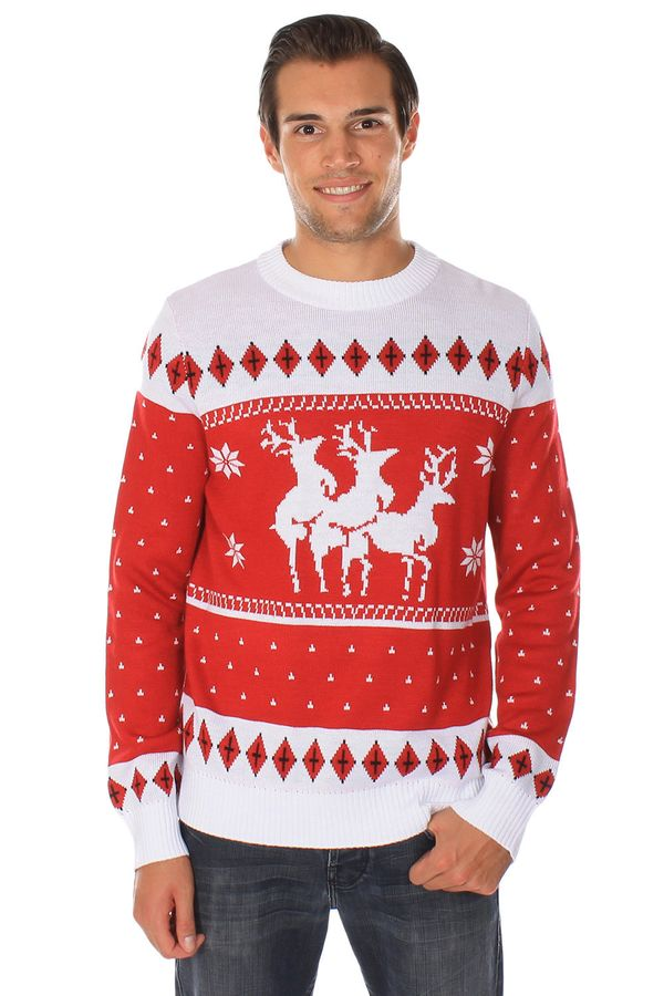 As in all things, not just Christmas sweaters, ugliness is in the eye of the beholder. But there are certain standards that u