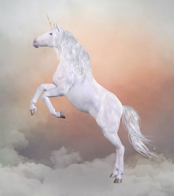 Unicorns =/= Pegasus.